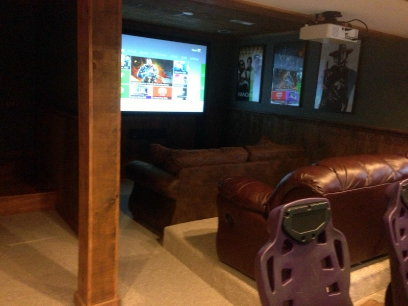 Man Caves For Xbox One : Big timber vacation rental why choose